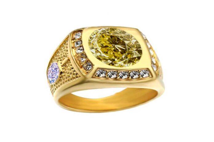 El anillo del Maestro
