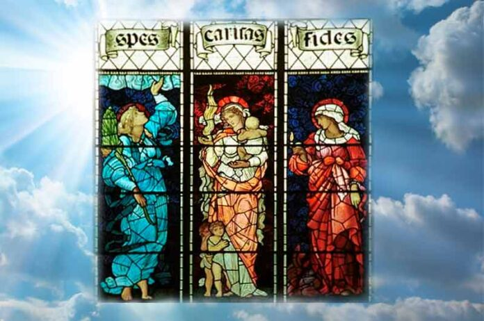 Virtudes Teologales